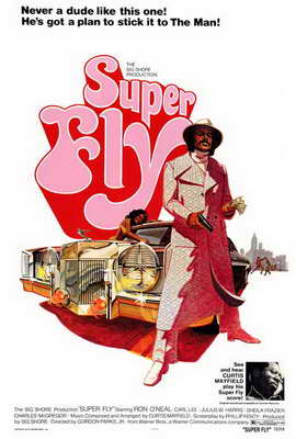 Superfly - 27 x 40 Movie Poster - Style A