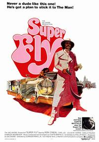 Superfly - 43 x 62 Movie Poster - Bus Shelter Style A