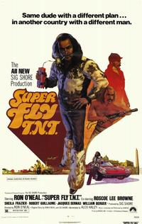 Superfly T.N.T. - 11 x 17 Movie Poster - Style A