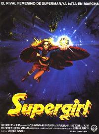 Supergirl - 27 x 40 Movie Poster - Spanish Style B