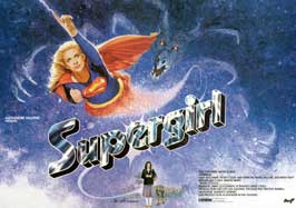 Supergirl - 27 x 40 Movie Poster - French Style A