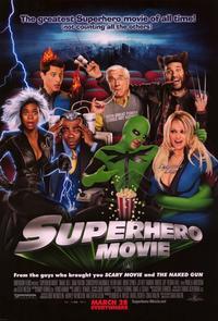 Superhero Movie - 11 x 17 Movie Poster - Style A