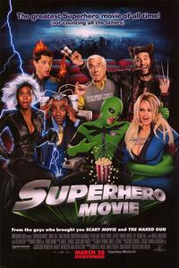 Superhero Movie - 43 x 62 Movie Poster - Bus Shelter Style A