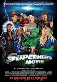 Superhero Movie - 27 x 40 Movie Poster - Style B