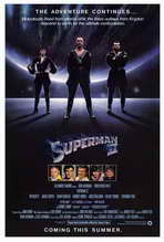 Superman 2 - 27 x 40 Movie Poster