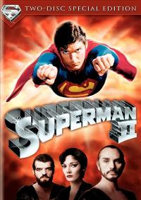 Superman 2 - 11 x 17 Movie Poster - Style E