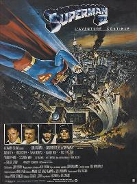 Superman 2 - 11 x 17 Movie Poster - French Style A