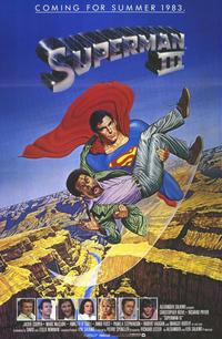 Superman 3 - 11 x 17 Movie Poster - Style B