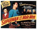 Superman & the Mole Men - 11 x 14 Movie Poster - Style A