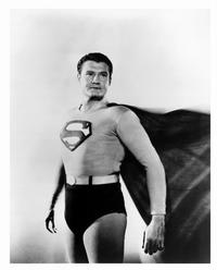 Superman (George Reeves) - 8 x 10 B&W Photo #2