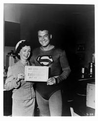 Superman (George Reeves) - 8 x 10 B&W Photo #3