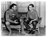Superman (George Reeves) - 8 x 10 B&W Photo #7