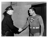 Superman (George Reeves) - 8 x 10 B&W Photo #8
