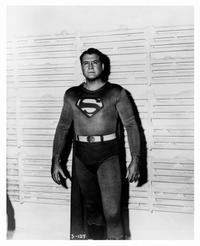 Superman (George Reeves) - 8 x 10 B&W Photo #9