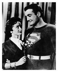 Superman (George Reeves) - 8 x 10 B&W Photo #10