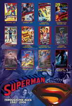 Superman - 27 x 40 Movie Poster - Style B