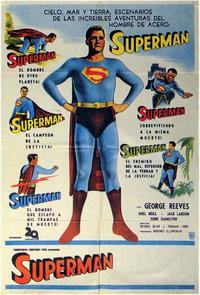 Superman - 11 x 17 Poster - Foreign - Style A
