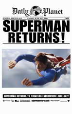 Superman Returns - 11 x 17 Movie Poster - Style K