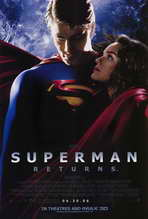 Superman Returns - 27 x 40 Movie Poster - Style G