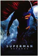 Superman Returns - Movie Poster - Reproduction - 27 x 40 - Style A