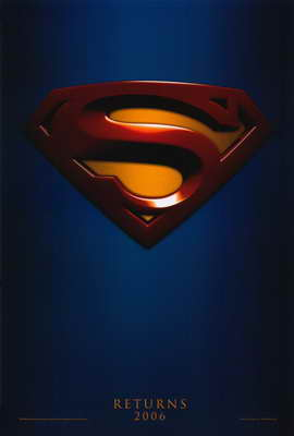 Superman Returns - 27 x 40 Movie Poster - Style A