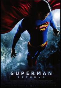 Superman Returns - 43 x 62 Movie Poster - Bus Shelter Style B