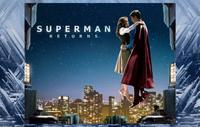 Superman Returns - 11 x 17 Movie Poster - Style F