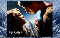 Superman Returns - 11 x 17 Movie Poster - Style G