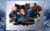 Superman Returns - 11 x 17 Movie Poster - Style I