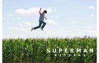 Superman Returns - 11 x 17 Movie Poster - Style M