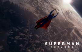 Superman Returns - 11 x 17 Movie Poster - Style Q