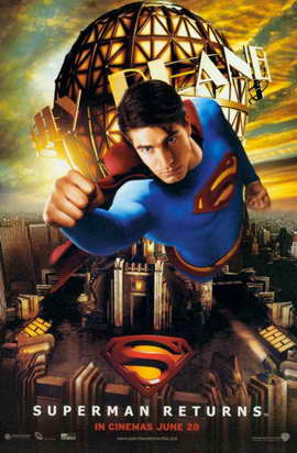 Superman Returns - 11 x 17 Movie Poster - Style W