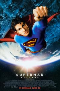 Superman Returns - 11 x 17 Movie Poster - Style X