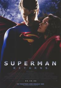 Superman Returns - 11 x 17 Movie Poster - Style Z