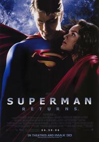 Superman Returns - 43 x 62 Movie Poster - Bus Shelter Style C