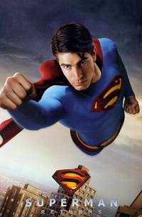 Superman Returns - 11 x 17 Movie Poster - Style AA