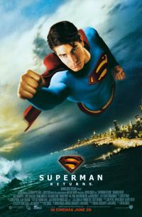 Superman Returns - 11 x 17 Poster - Style AE