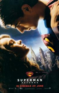 Superman Returns - 11 x 17 Movie Poster - Style T