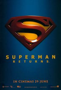 Superman Returns - 11 x 17 Poster - Style AG
