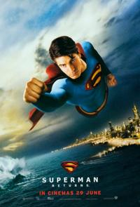 Superman Returns - 11 x 17 Movie Poster - Style L