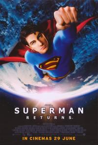 Superman Returns - 27 x 40 Movie Poster - Style E