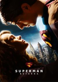 Superman Returns - 27 x 40 Movie Poster - Style D