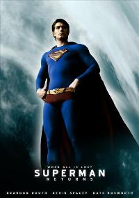Superman Returns - 11 x 17 Poster - Style AI