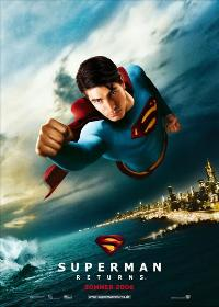 Superman Returns - 27 x 40 Movie Poster - German Style C