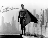 Superman: The Movie - 8 x 10 B&W Photo #4
