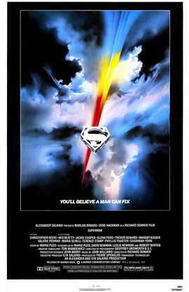 Superman: The Movie - 11 x 17 Movie Poster - Style A