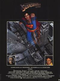 Superman: The Movie - 11 x 17 Movie Poster - French Style A