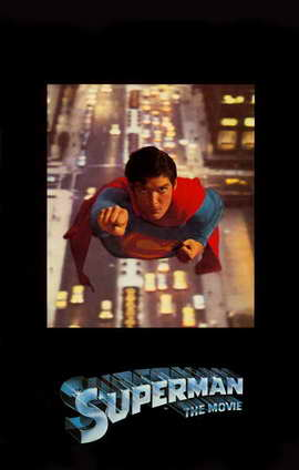 Superman: The Movie - 11 x 17 Movie Poster - Style D
