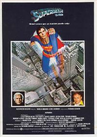 Superman: The Movie - 27 x 40 Movie Poster - Spanish Style A