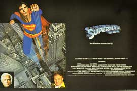 Superman: The Movie - 11 x 17 Movie Poster - UK Style A